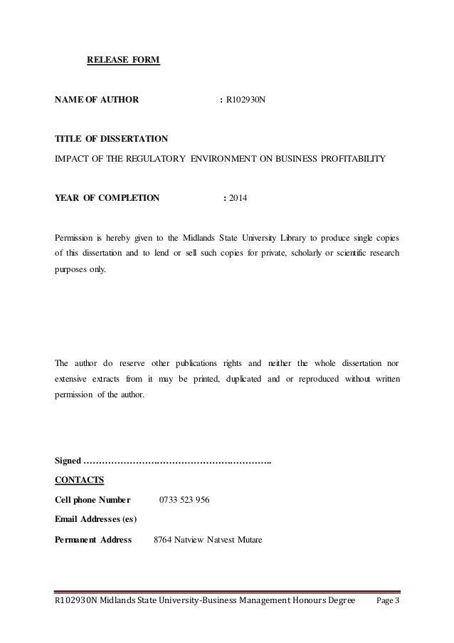 rn final dissertation 3