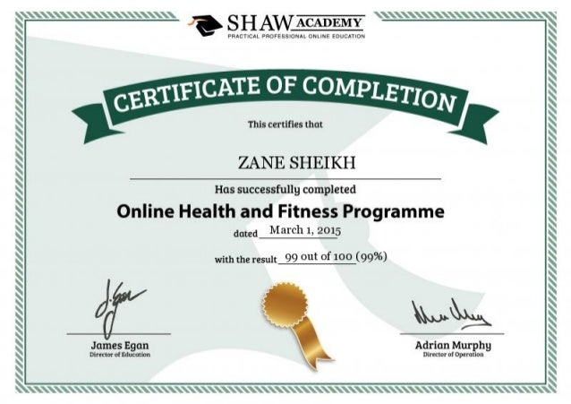 online health and fitness