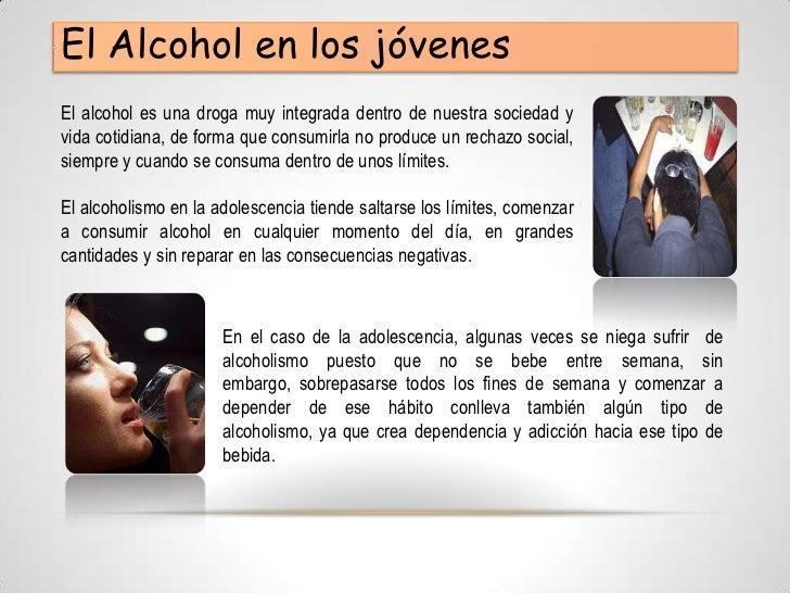 Las consecuencias del alcoholismo para la familia y la sociedad