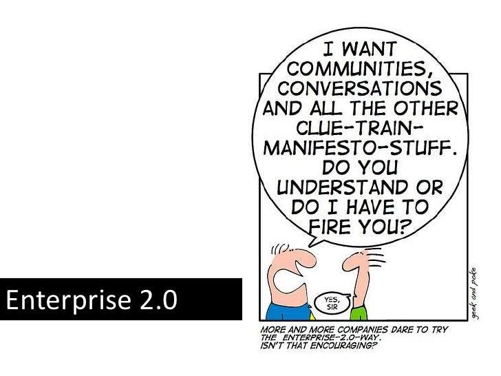 Enterprise 2.0<br />