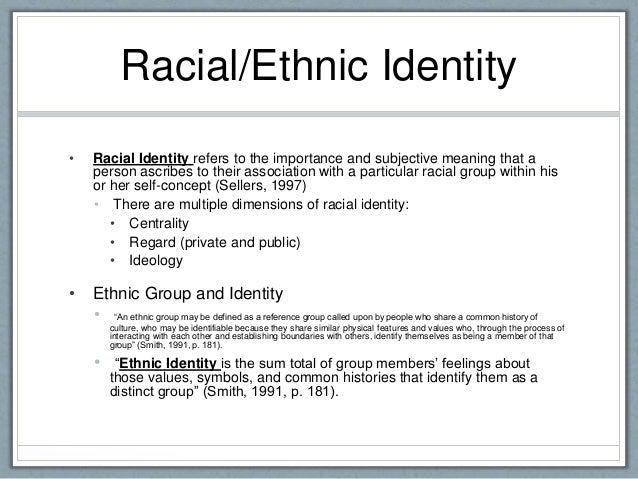 Misunderstanding Racial Identity