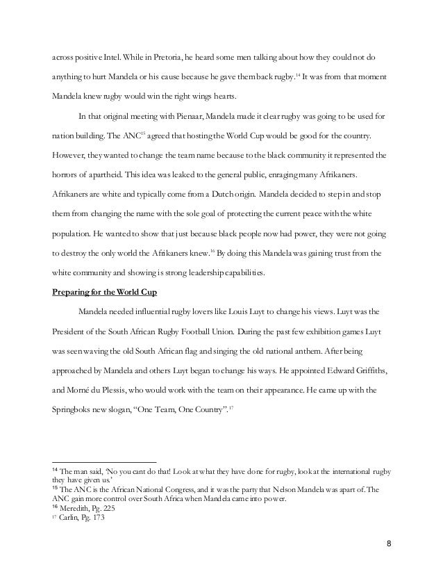 nelson mandela essay in english 200 words