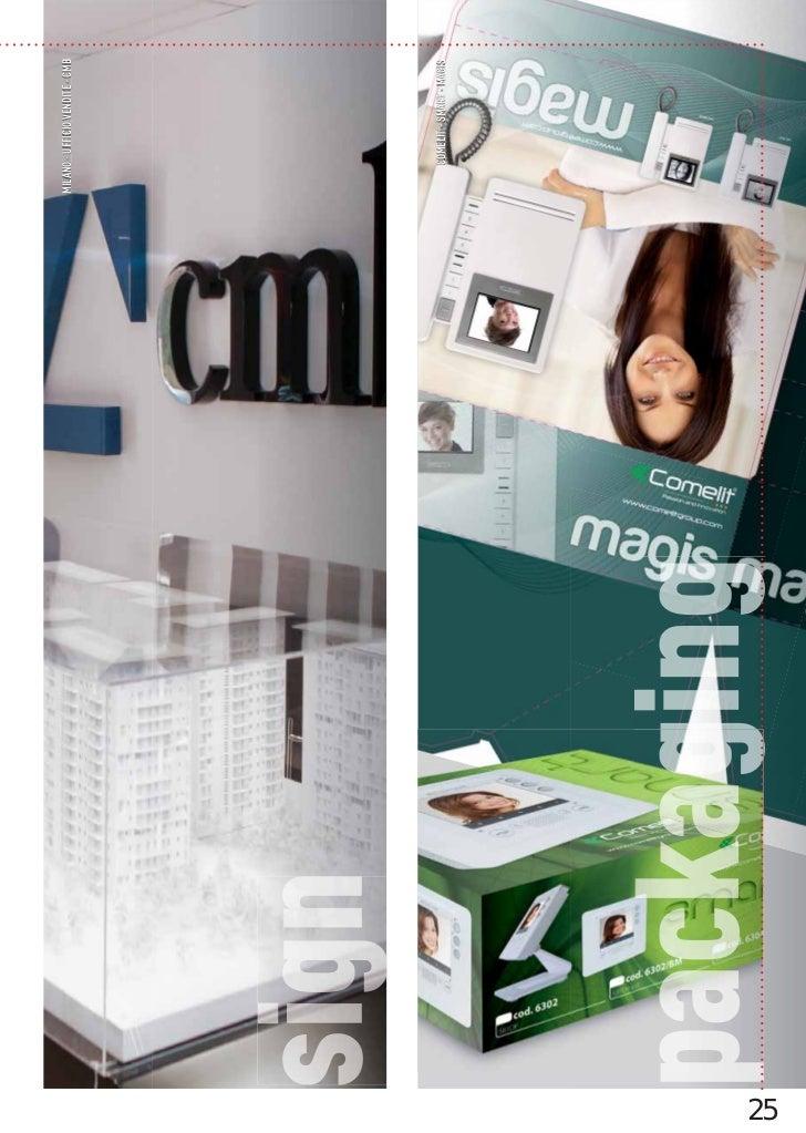 MILANO - UFFICIO VENDITE - CMB     g               COMELIT - SMART - MAGIS25