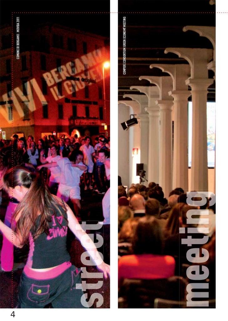 4                  COMUNE DI BERGAMO - MOVIDA 2011        COMPERE CONSORTIUM GREEN ECONOMY MEETING    g