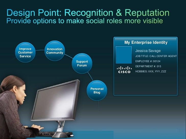 My Enterprise Identity                  Improve                                  Innovation                 Customer      ...
