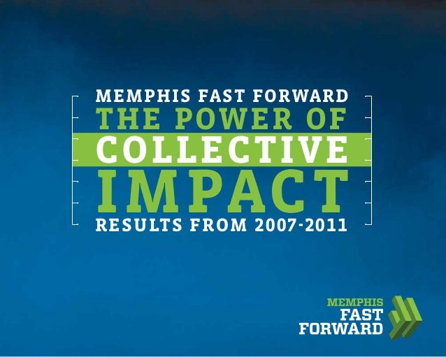 Memphis Fast ForwarD The Power of Collective ImpactResults from 2007-2011
