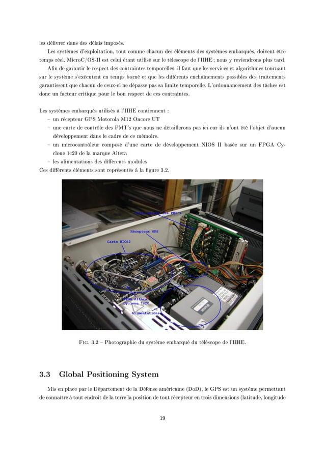 les délivrer d—ns des dél—is imposésF ves systèmes d9exploit—tionD tout ™omme ™h—™un des éléments des systèmes em˜—rquésD ...