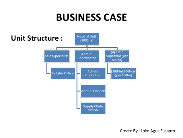 how to create case study for business