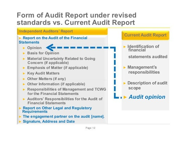 How to Issue a Corrected Audit Report