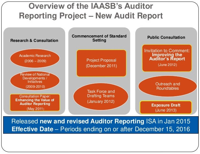 Beginning the Audit Report Essay Sample