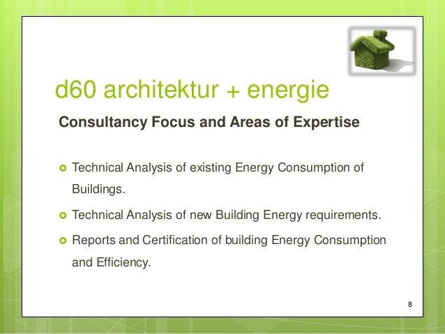 d60 architektur + energy - 2010 Version