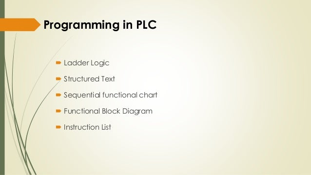 Plc circuit design and basic programming by manish kumar programming in plc ladder logic structured text sequential functional ccuart Image collections