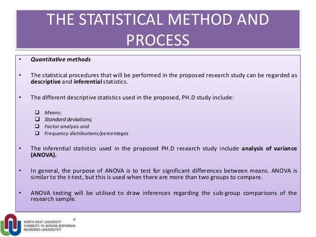 quantitative research proposal sample