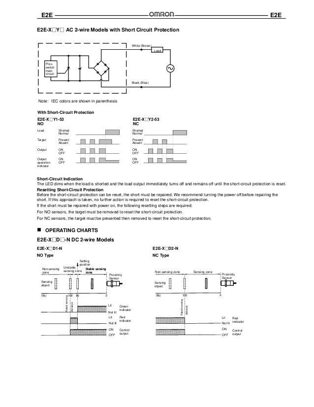 2 wire ac proximity sensor wiring diagram   41 wiring
