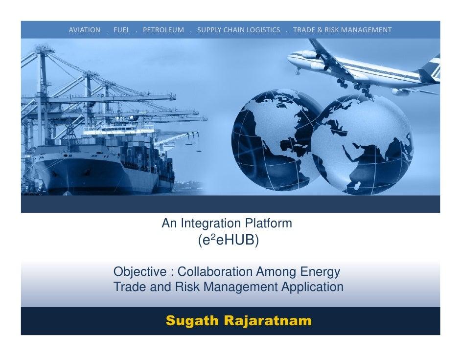AVIATION . FUEL . PETROLEUM . SUPPLY CHAIN LOGISTICS . TRADE & RISK MANAGEMENT                           An Integration Pl...