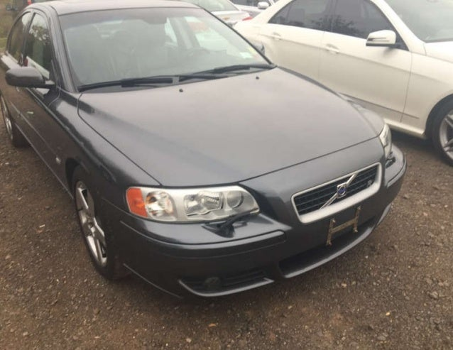 E316184a 2006 Volvo S60r For Sale At Volvo Of Edison New