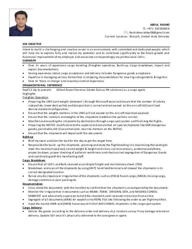 Logistics Analyst Resume Logistics Analyst Resume Template Resume Cover  Letter Sample Logistics Assistant Warehouse Logistics Resume
