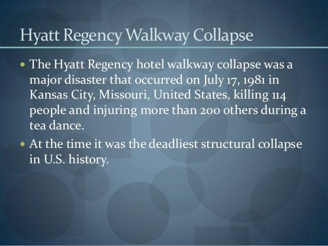 hyatt regency hotel walkway collapse analysis