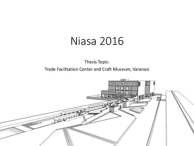 niasa thesis 2014