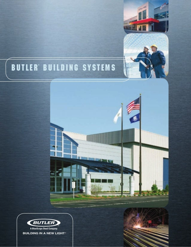 Butler building systems new brochure leed Butler building details
