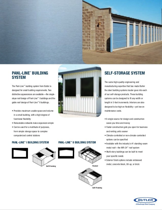 Butler Building Systems New Brochure Leed