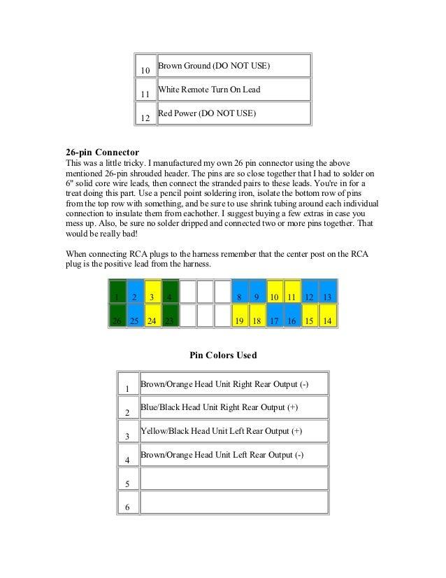 Bmw Radio Wiring Diagram E39 : Bmw e stereo wiring diagram diagrams image free