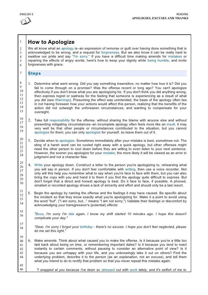 ENGLISH 3                                                                                            READING              ...