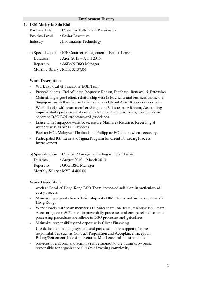 Leehuihui S Resume My