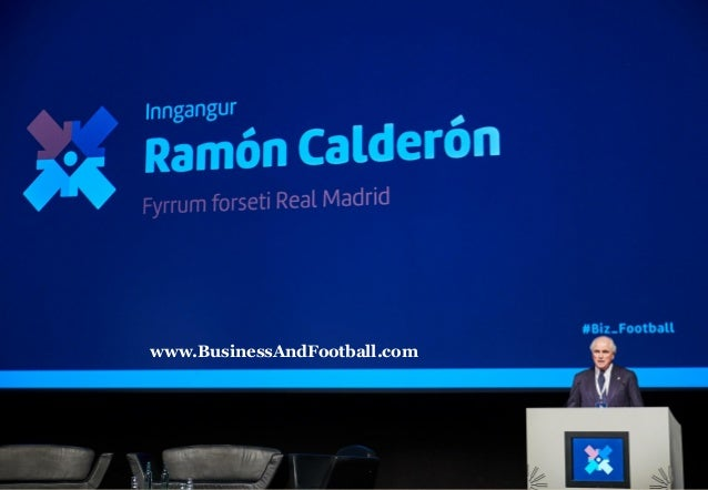 BUSINESS AND FOOTBALL HAS www.BusinessAndFootball.com