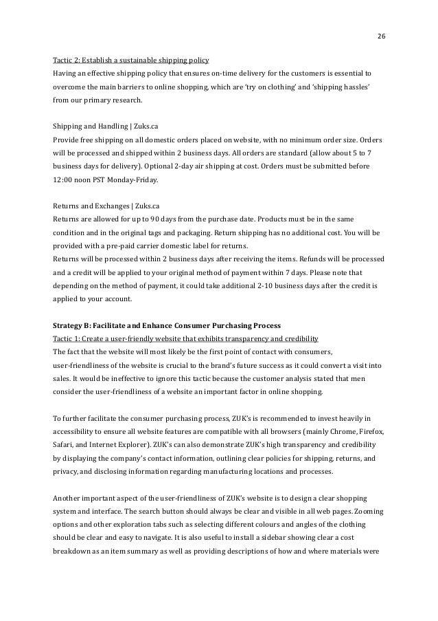 Boardroom Eco Apparel Marketing Plan – Prank Divorce Papers
