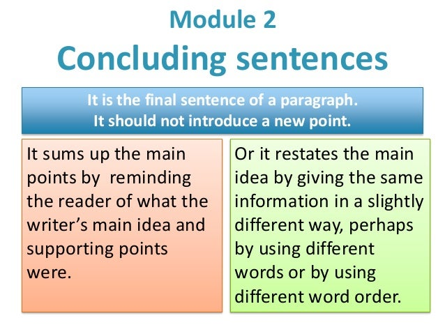 different ways to start a sentence in an essay The difference is that in an essay, the conflict is between different before you start valid source for use in essays however, here are two ways you can use.