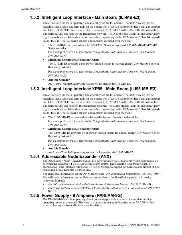 e3 series system 9000 0574 12 638 aom 2sf wiring diagram diagram wiring diagrams for diy car repairs fci lcd 7100 annuciator wiring diagram at suagrazia.org