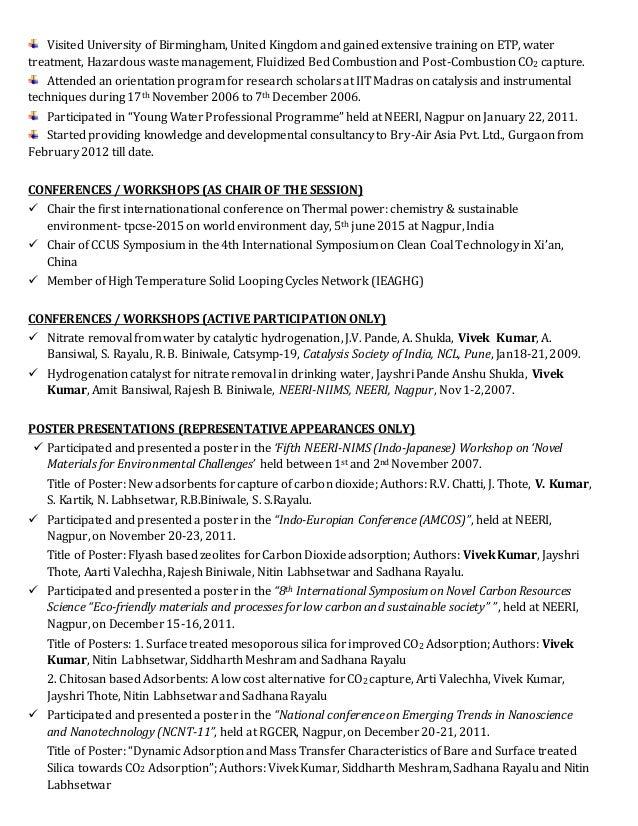 vivek tsinghua resume