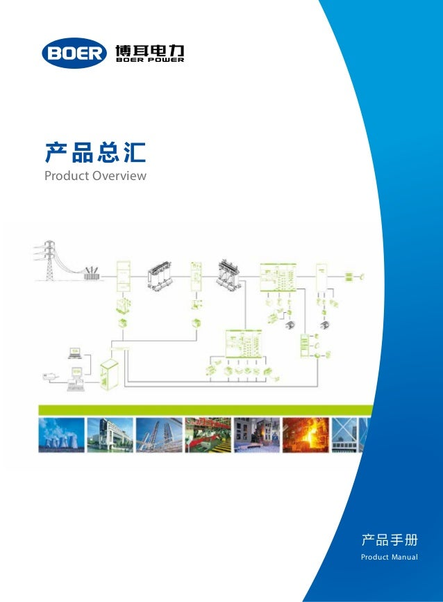 产品手册 Product Manual Product Overview 产品总汇