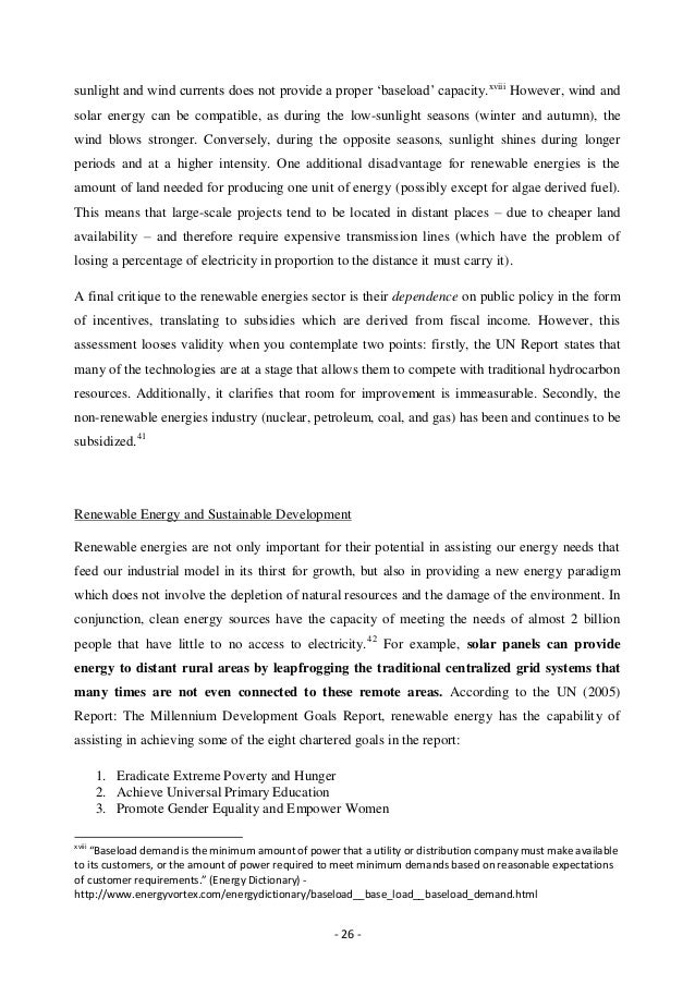 msc thesis on solar energy Hamiane 09 executive summary 1 the outlook, policy, barriers and perspectives of solar energy in algeria executive summary of nassima hamiane's msc thesis.