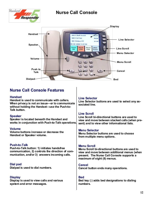 rauland responder iii manual ebook rh rauland responder iii manual ebook tempower us Rauland Responder 5 Rauland Logo