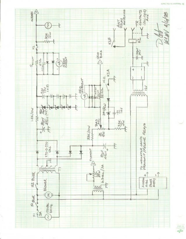 lv power supply schematic