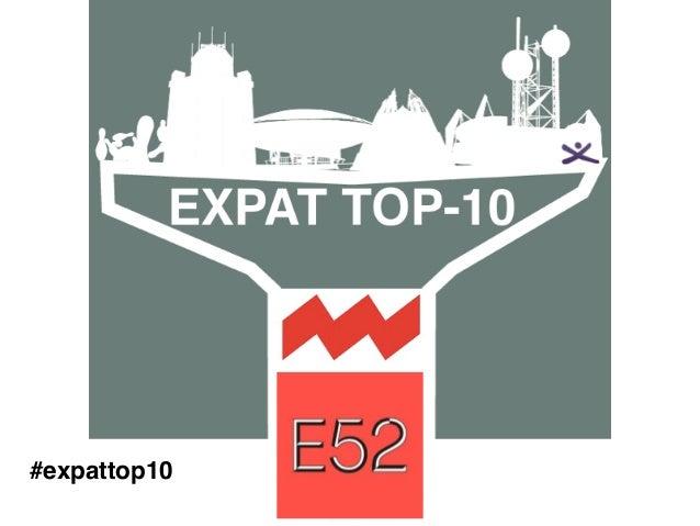Expat Top 10 #expattop10