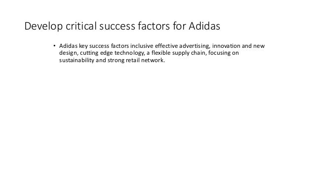 • Adidas innovates for the 2014 football world cup, used some of the cool tests, machines and how come up with the next gr...