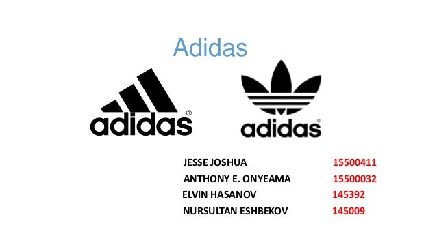 """Introduction • Adidas is a German multinational corporation founded by Adolf """"Adi"""" Dassler that designs and manufactures s..."""
