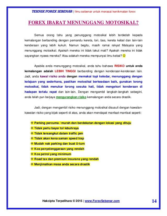 Teknik forex sebenar v3 review