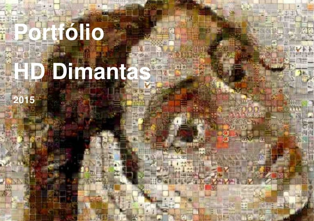Portfólio HD Dimantas 2015