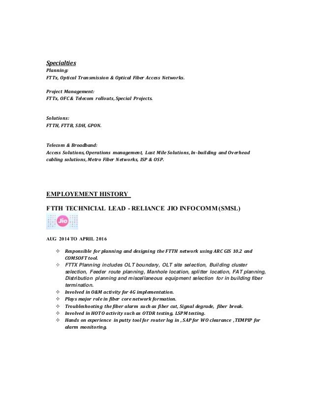 Vimal Resume
