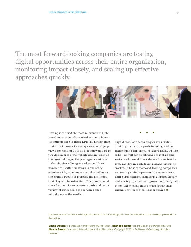 04 luxury shopping in the digital Opinions expressed by forbes contributors are their own a major challenge luxury brands have faced since the beginning of the digital era is how to bring.