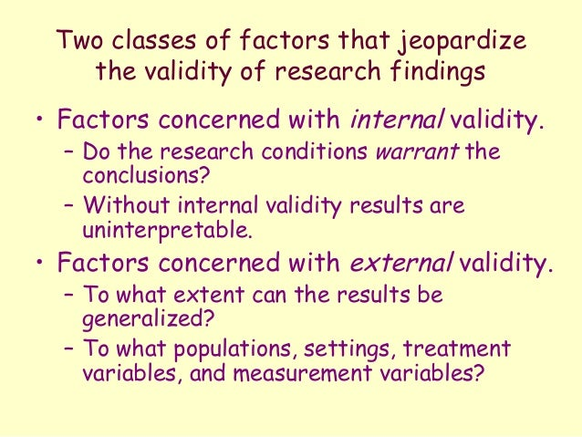 Qualitative Validity - Social Research Methods