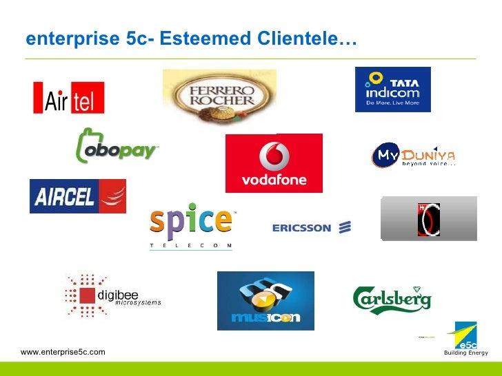 E5c Corporate Ppt
