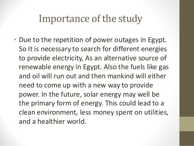importance of solar energy essay Importance of solar energy essay - sabahhotelapartmentcom.