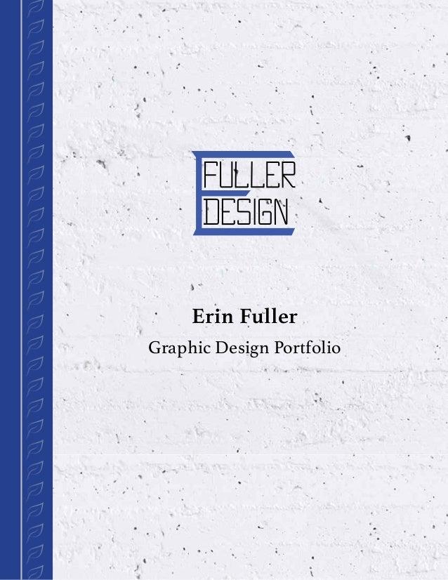 Erin Fuller Graphic Design Portfolio