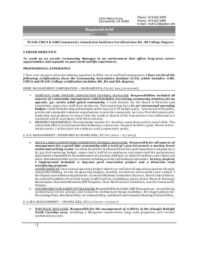 Resume - 10302016
