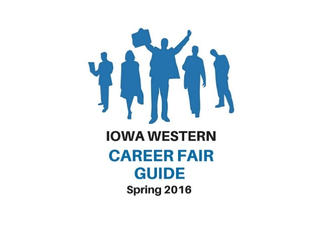 2016 Spring Career Fair Guide